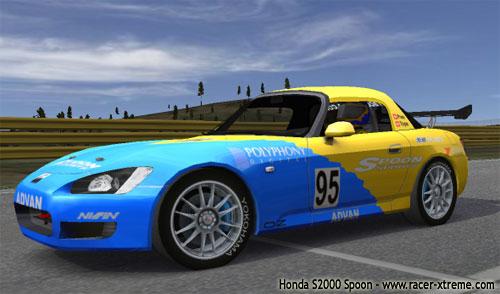Honda S2000 Spoon. by Tobias Greuter & Patrick Wassmer